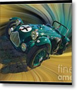 1950 Allard J-2 Lemans Car Metal Print