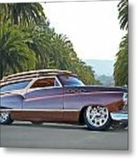 1950 Buick Woody Wagon Vi Metal Print