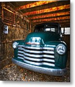1950 Chevy Truck Metal Print