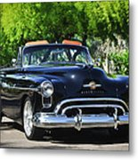 1950 Oldsmobile 88 -105c Metal Print