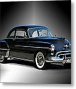 1950 Oldsmobile 88 Deluxe Club Coupe I Metal Print