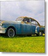 1950 Pontiac Chieftan Metal Print