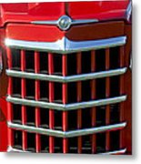1950 Willys Jeepster Gtille Metal Print