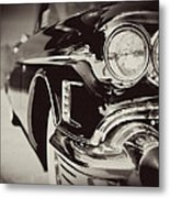 1950s Cadillac No. 1 Metal Print by Lisa Russo