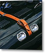 1951 Allard J2 Competition Roadster Metal Print