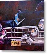1951 Cadillac Metal Print