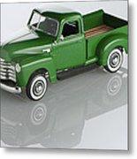 1951 Chevy Pick-up Metal Print