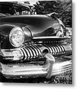 1951 Mercury Coupe - American Graffiti Metal Print