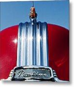 1951 Pontiac Chieftain  Metal Print by Tim Gainey