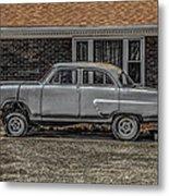 1952 Ford Metal Print