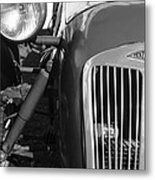 1952 Frazer-nash Le Mans Replica Mkii Competition Model  Metal Print