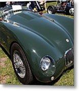 1952 Jaguar Xk120 Roadster 5d22967 Metal Print