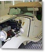 1952 Mg Roadster Metal Print