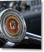 1953 50th Anniversary Ford Metal Print