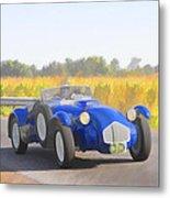 1953 Allard J2x Roadster Metal Print