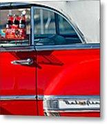 1953 Chevrolet Belair Convertible Metal Print