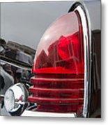 1953 Lincoln Capri Tail Light Metal Print