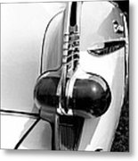 1953 Packard Caribbean Tail Light Metal Print
