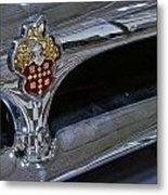 1953 Packard Clipper Grill Metal Print