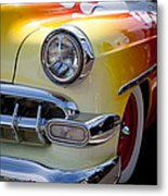 1954 Chevy Bel Air Metal Print