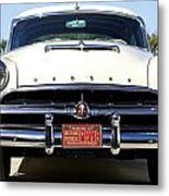 1954 Hudson Hornet Metal Print