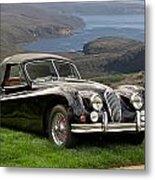 1954 Jaguar Xk140  Metal Print
