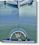 1954 Oldsmobile Super 88 Hood Ornament Metal Print