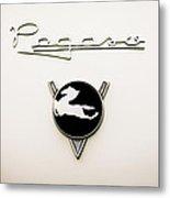 1954 Pegaso Z-102 Saoutchik Coue Emblem -2218c Metal Print