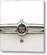 1955 Buick Special Tail Emblem Metal Print