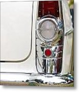 1955 Buick Special Tail Light Metal Print