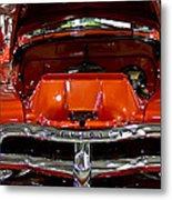 1955 Chevrolet Truck-american Classics-front View Metal Print