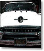 1955 Oldsmobile 88 Metal Print