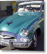 1955 Studebaker Coupe 1 Metal Print