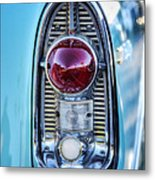 1956 Chevy Bel-air Taillight  Metal Print