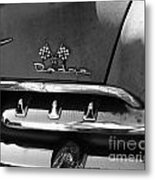 1956 Dodge 500 Series Photo 2 Metal Print by Anna Villarreal Garbis