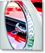 1956 Ford Thunderbird Latch -417c Metal Print