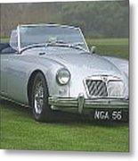 1956 Mga Roadster Metal Print