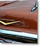 1957 Chevy II Metal Print