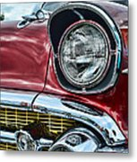 1957 Chevy - My Classic Car Metal Print