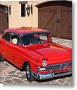 1957 Ford Fairlane Metal Print
