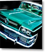 1958 Buick Special Metal Print by Phil 'motography' Clark
