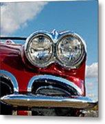 1958 Corvette Metal Print