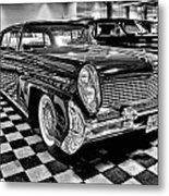 1958 Lincoln Continental Mk IIi Metal Print
