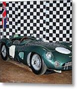 1959 Aston Martin Dbr1 Metal Print