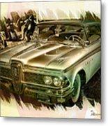 1959 Edsel Metal Print