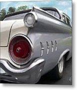 1959 Ford Galaxie Metal Print