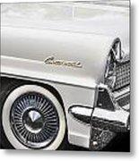 1959 Lincoln Continental Metal Print