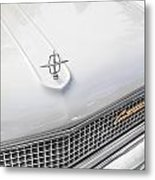 1959 Lincoln Continental Too Metal Print