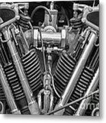 1959 Morgan Metal Print