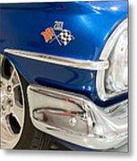 1960 Chevrolet Bel Air 012315 Metal Print